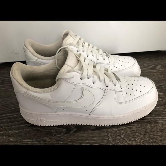 79cfdbbc57e NIKE Air Force 1 White Shoes 315122-111 Men s 10. M 5b64e0af8158b5113d952e19